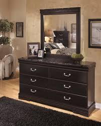 Mirror Dresser The U0027esmeralda U0027 Dresser Mirror Has 6 Working Drawers The
