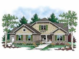 Craftsman Ranch House Plans 340 Best House Plans Images On Pinterest Ranch House Plans
