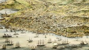 San Francisco Pier Map by S F Welcomed 1st Northwest Passage Sailor But Mistreated Sloop
