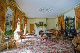 Antebellum Home Interiors A Pristine Victorian Parlor Complete With Civil War Era Furniture