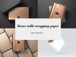 gift boxes jpg mockups best psd freebies