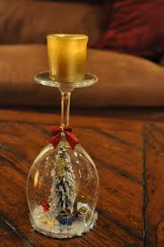 81 best wine glass crafts for every holiday images on pinterest
