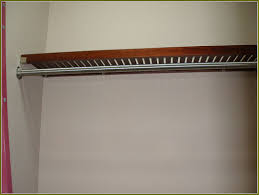 How To Build Closet Shelves Clothes Rods by Rods And Shelves For Closets Roselawnlutheran