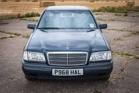 1997 mercedes benz c180 classic u2013 edward hall