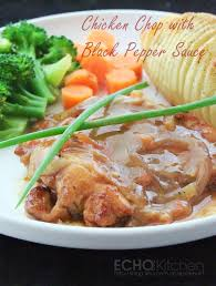 ma cuisine 100 fa輟ns a taste of memories echo s kitchen chicken chop with black