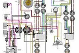 mastertech marine evinrude johnson outboard wiring diagrams on v 4