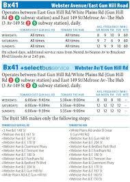 Q31 Bus Map Bx41 Tremont Av Crosstown