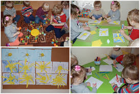 sun kinderk che preschool crafts at theme day and sun preschool crafts