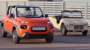 citroen mehari electric we u0027re planning a lot of beach vacations after seeing this quirky