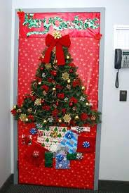 office door christmas decorating ideas image of front door
