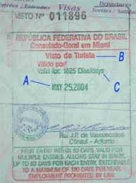 all brazil visa applicants are required to fill out on line the