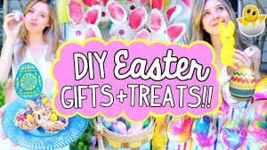 Diy Easter Gifts Diy Easter Treats Gifts Cute Cheap And Easy Youtube