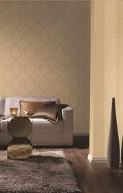 vliestapete schlafzimmer rasch textil 100626 beige braun ornament muster vliestapete