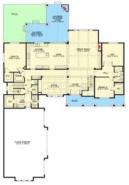 plan 89953ah 2 bed ranch with craftsman accents craftsman