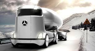 future mercedes truck 2040 future mercedes benz e truck concept
