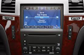 cadillac escalade radio 2007 2009 escalade navigation system factory gps radio