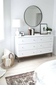 Master Bedroom Dresser Decor For Bedroom Dresser Curated Style In A Brownstone Bedroom