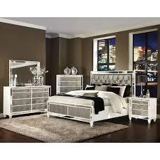 White Furniture Company Bedroom Set Magnussen Monroe 4pc Queen Size Panel Bedroom Set For 2 605 00 In