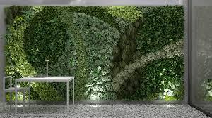 Verticle Gardening by 3d Model Vertical Gardening On Behance