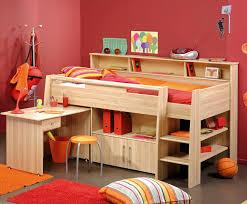 lit combiné et bureau enfant matelot bedrooms