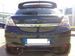 opel astra trunk 3dtuning of opel astra 3 door hatchback 2007 3dtuning com unique