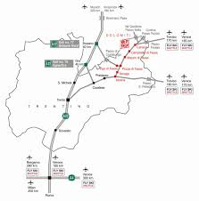 Italy Train Map Getting Here Travelling To Val Di Fassa By Train Plane Coach