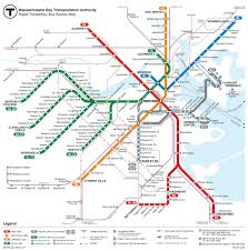 Seattle Rail Map by Boston Rail Map