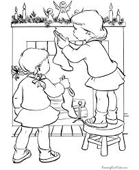 christmas stocking coloring pages 535 best coloring pages christmas images on pinterest coloring