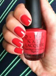 opi red nail polish color names best nail ideas