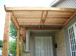 Pergola Designs For Patios by Deck Pergola Design Ideas U2014 All Home Design Ideas