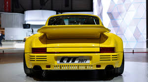ruf porsche this 700 hp ruf ctr might look like a porsche but it isn u0027t one