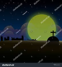 cartoon halloween background moon background cartoon