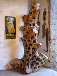 tree wine rack by uk s rack and ruin a place of my own
