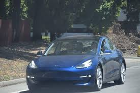 behold the best pictures and video yet of tesla u0027s model 3 u2013 bgr