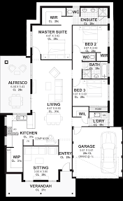 3 house plans 3 bedroom house plans designs perth vision one homes