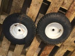 ride on mower tyres ebay