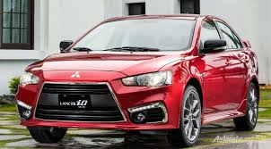 expander mitsubishi red here is the mitsubishi lancer facelift what do you think