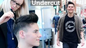 undercut quiff hairstyle professional hairstyling tips for men