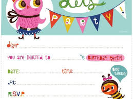 50 free birthday invitation templates you will love free birthday