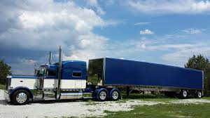 kenworth heavy haul for sale chromed up steel hauling peterbilt 389 glider overdrive owner
