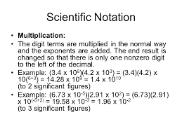 measurements significant figures scientific notation ppt video