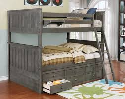 Twin Loft Bed Plans by Bunk Beds Twin Xl Over Queen Bunk Bed Plans Loft Bed With Desk