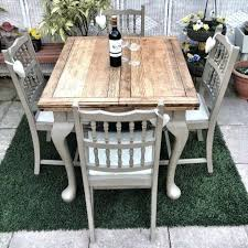 shabby chic kitchen table shabby chic dinette sets shabby chic rustic farmhouse solid 8 dining