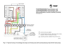 trane thermostat wiring day u0026 night thermostat wiring u2022 wiring