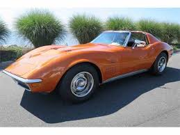 1972 stingray corvette value 1972 chevrolet corvette for sale on classiccars com 57 available