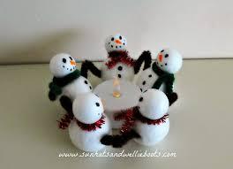 sun hats u0026 wellie boots 3d snowmen pals