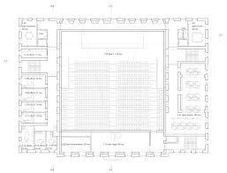 Palazzo Floor Plan Azpa Wins Competition Palazzo Del Cinema At Locarno Metalocus