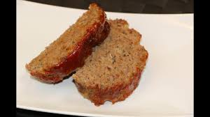 homemade meatloaf recipe how to make meatloaf youtube