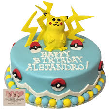 birthday cake shop 1724 pikachu birthday cake abc cake shop bakery