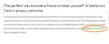 send an egift card gift card
